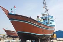 60 کارگاه در هرمزگان شناورهای دریایی می سازند
