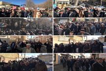 مردم دماوند در محکومیت تصمیم ترامپ درباره قدس شریف تظاهرات کردند