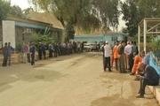 کارکنان شهرداری مسجدسلیمان خواهان پرداخت حقوق معوقه خود شدند