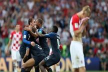 سریعترین مرد جهان در فینال جام جهانی + عکس