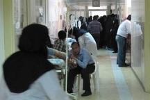 ترافیک غیراورژانسی ها در بیمارستان های مازندران