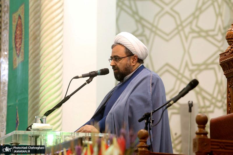 آغاز جشن های دهه کرامت از حرم حضرت معصومه(س)