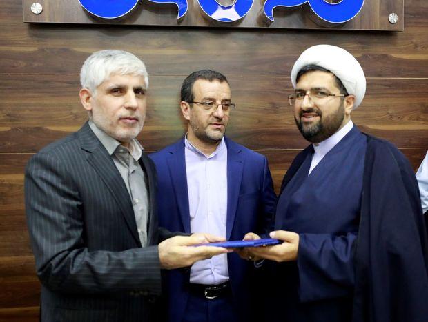 فرمانده قرارگاه فرهنگی خلیج فارس معرفی شد