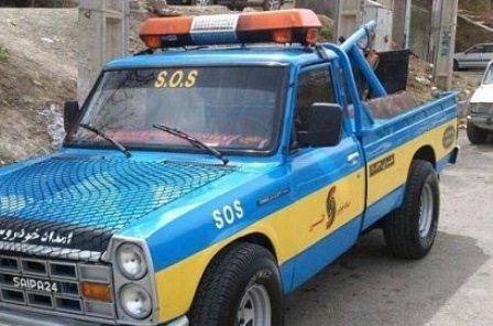 80 نیروی امداد خودرو در ایام اربعین در جاده های استان مرکزی فعالیت ...