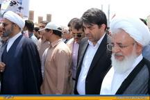 قدردانی استاندار یزد از حضور مردم در راهپیمایی روز قدس