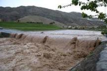 راه ارتباطی 18 روستای راز و جرگلان  مسدود است