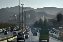 کیفیت هوای 6 منطقه مشهد در وضعیت هشدار است