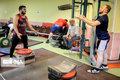 اردوی تیم ملی وزنه برداری در خرم آباد آغاز شد