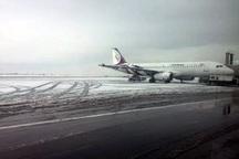 وضعیت جوی نامناسب ،پرواز تهران یاسوج را به تهران بازگرداند
