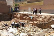 ریزش دیوار در یزد یک کشته و 2 مجروح بر جای گذاشت