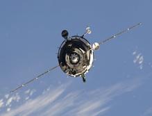 ناسا تا 2019 از فضاپیمای سایوز روسیه استفاده می کند!