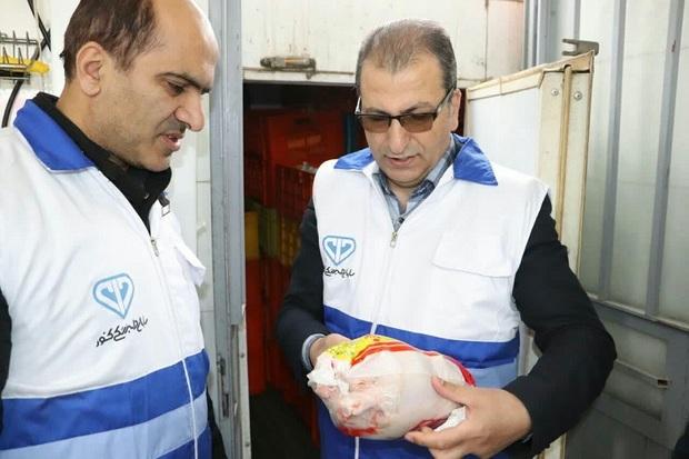 4800 نوبت بر عرضه فرآورده های دامی آذربایجان غربی نظارت شد