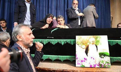 تمدید «تصویر سال» برای پوشش تصویری درگذشت آیت الله هاشمی رفسنجانی