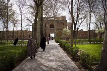 فصل اول پژوهشهای باستان شناسی دولتخانه صفوی قزوین پایان یافت