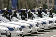 آغاز طرح تابستانه پلیس راهور در یزد