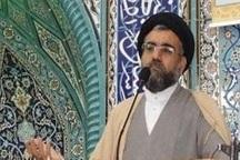 خطیب جمعه بوشهر: دشمن برای ناامیدی مردم نسبت به نظام تلاش می کند