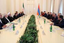 اتصال خلیج فارس به دریای سیاه می تواند جهشی در مناسبات ایران و ارمنستان ایجاد کند