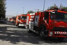 خیران یک میلیارد ریال برای تجهیز آتشنشانی خمین کمک کردند