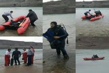 سرباز وظیفه در رودخانه دز غرق شد