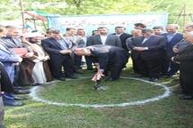 آغاز ساخت نهمین سد لاستیکی گیلان در تولم شهر