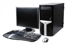 اهدای دوازده دستگاه رایانه توسط خیّر  لنگرودی به مدرسه خیری