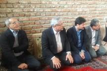 نایب رئیس مجلس از مناطق سیلزده آذربایجان غربی بازدید کرد