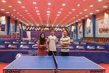 تنیسور قزوینی به عنوان مربی تیم ملی راهی کره شمالی شد