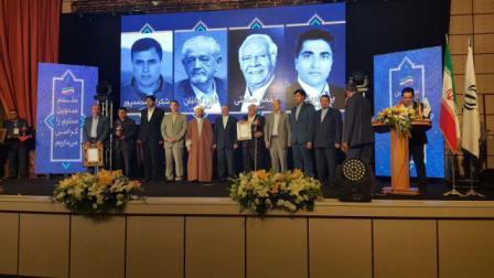 تجلیل وزیر ورزش و جوانان از استاندار کرمان