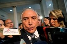 رئیس جمهور سابق برزیل بازداشت شد