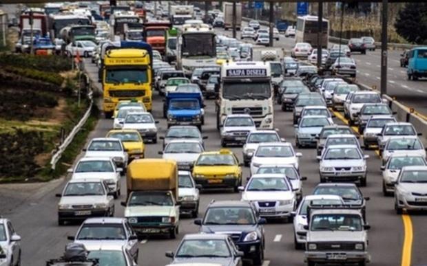 تردد کامیون در سطح شهرهای استان کرمانشاه ممنوع است