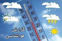 وزش باد و احتمال بارش پراکنده در ارتفاعات تهران  کاهش 2 درجه ای دما