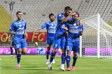 رنگ پیراهن تیم های استقلال و السد مشخص شد