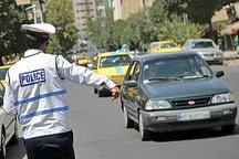 طرح برخورد با خودروهای دودزا در کرج تشدید شد
