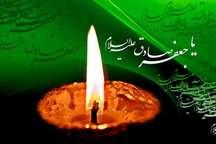 خوزستان در سالروز شهادت مظلومانه امام جعفر صادق(ع) سوگوار و عزادار است