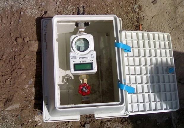 یکهزارو345کنتورهوشمند در لرستان نصب می شود
