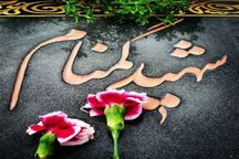 وداع با شهید گمنام در سالروز شهادت فاطمه زهرا (س) در زرقان