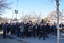 امام جمعه کامیاران: امروز مردم از مسئولان جلو افتاده اند