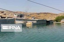 ۲ روستای دیگر قربانی سد گتوند شد