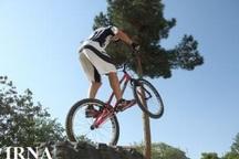 دوچرخه سوار هرمزگانی مدال برنز آسیا را از آن خود کرد