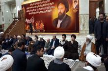 مراسم آخرین پنجشنبه سال در حرم مطهر امام خمینی (س)