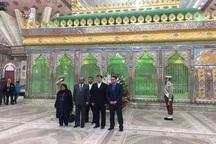 وزیر خارجه سریلانکا به آرمان های امام راحل ادای احترام کرد