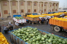 صادرات محصولات کشاورزی در کردستان ۷ درصد افزایش یافت