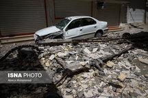 اعزام گروههای امدادی و ماشینآلات نفتی جنوب به مناطق زلزلهزده