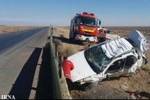 تلفات حوادث جاده ای کرمان 24 درصد کاهش یافت