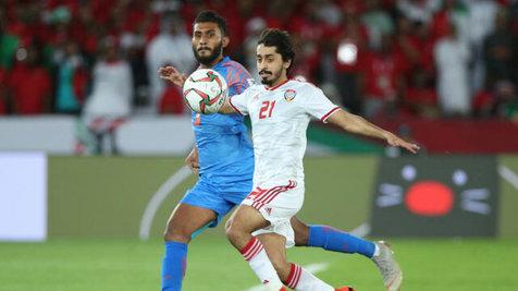 خلفان مبارک: بازی اول استرس داشتیم و رفته رفته بهتر میشویم