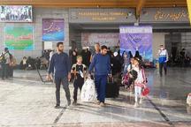 فراخوان 600 دستگاه اتوبوس برای بازگشت زائران اربعین در مرز شلمچه