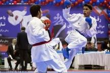 400 کاراته کار نوجوان گیلانی با هم رقابت کردند