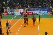 تیم شهروند اراک در مشهد متوقف شد