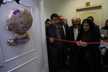 دومین بانک شیر مادر کشور در اهواز راه اندازی شد