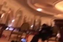 فیلم منتشر شده از محل نگهداری شاهزادگان بازداشت شده سعودی